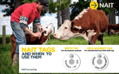 NAIT- National Animal Identification and Tracing scheme